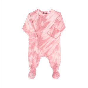 NEW w tags Coccoli organic cotton Footed Onsie